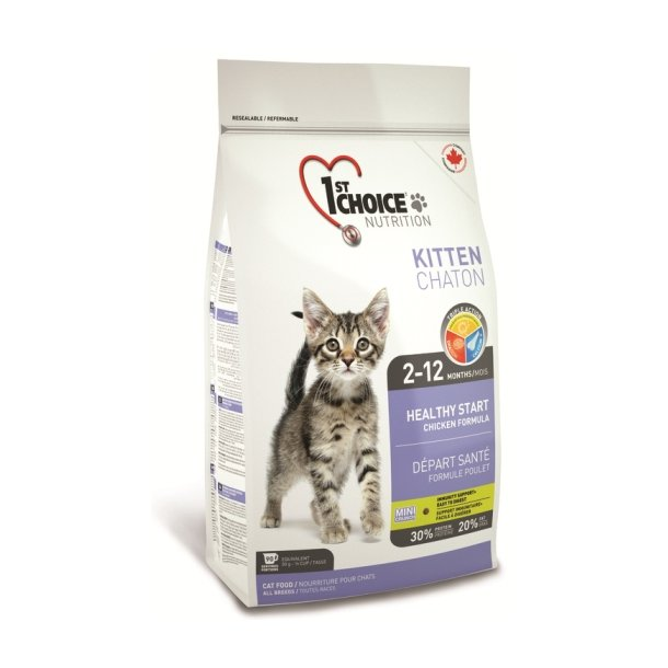 1stChoice Kitten healthy start 5,44kg