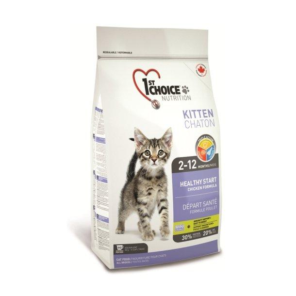 1stChoice Kitten healthy start 2,72kg