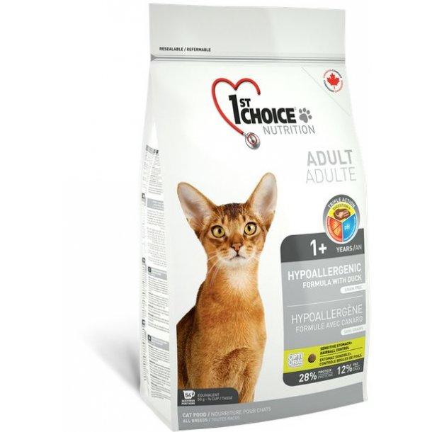 1stChoice cat hypoallergenic 2,72kg