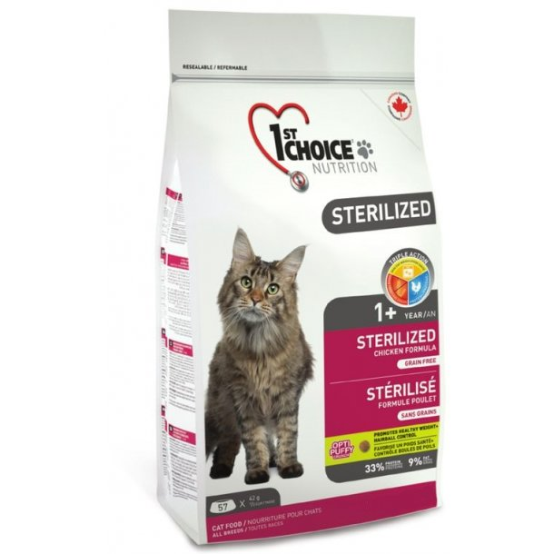1stChoice Sterilized 2,4kg