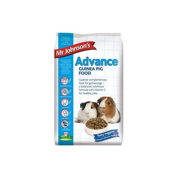 Mr.J's advance marsvine piller 1,5kg