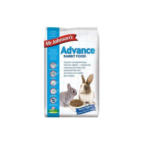 Mr.J's advance kanin piller 3kg