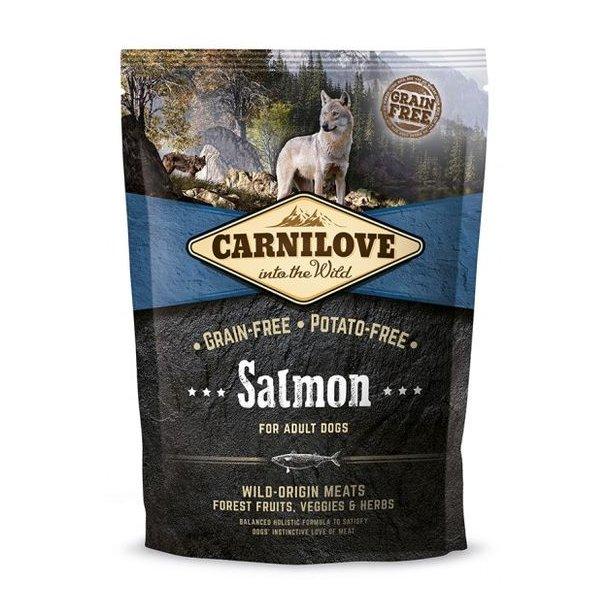 Brit Carnilove adult laks 1,5kg