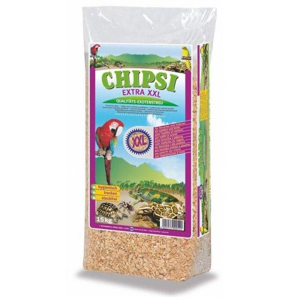 Chipsi Extra bøgeflis XXL 15 kg