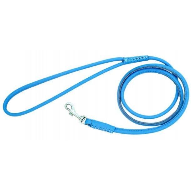 Collar rundsyet føreline blå 122cm