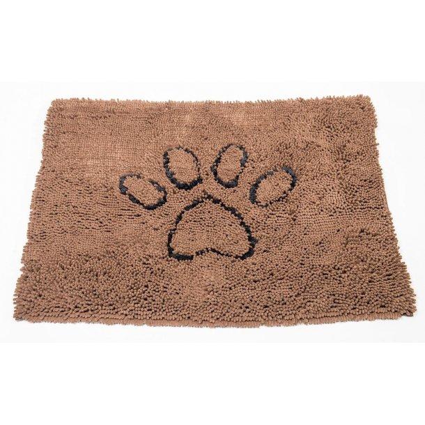 Dirty dog doormat/måtte brun