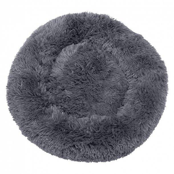 Fluffy seng koksgrå