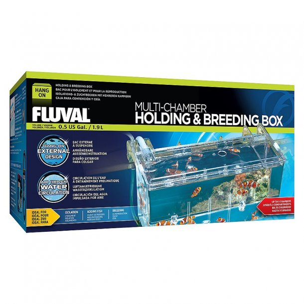 Fluval hang-on breeding box Large