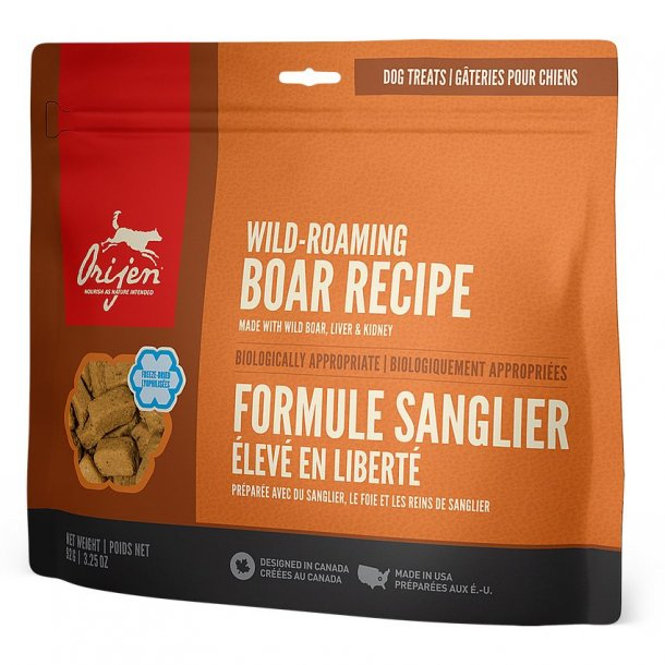 Orijen Wild-Roaming Boar treats 42,5g