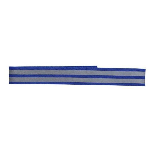 Refleksbånd blåt