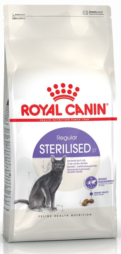 royal canin sterilised 4kg royal canin feline health. Black Bedroom Furniture Sets. Home Design Ideas