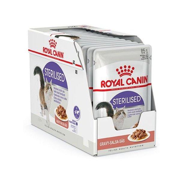 Royal Canin Sterilised 12x85g