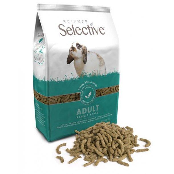 Supreme Science Selective kanin piller 3kg
