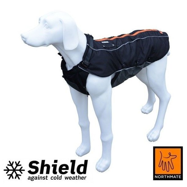 Hundedækken Shield Cold str.4