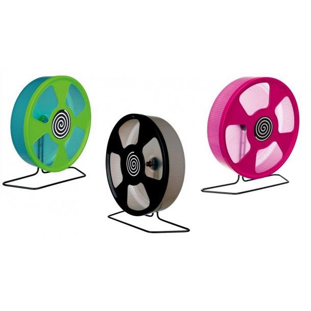 Løbehjul i plastik ø28cm