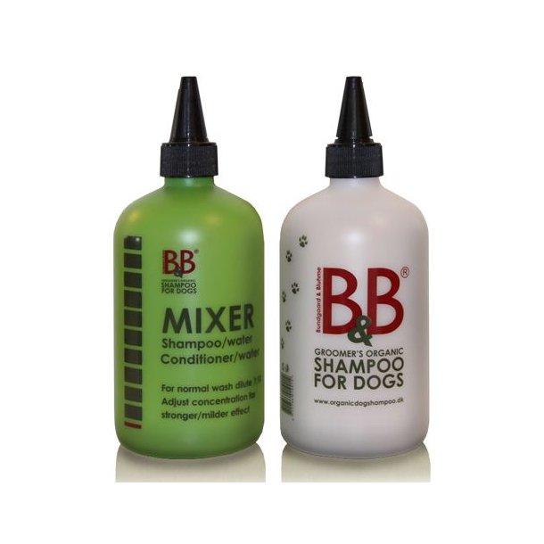 B&B mixer flaske 500ml