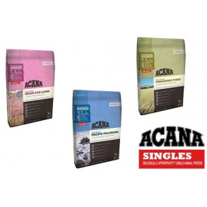 Acana singles hundefoder