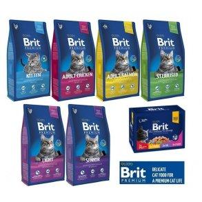 Brit Premium kattefoder