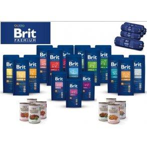Brit Premium hundefoder