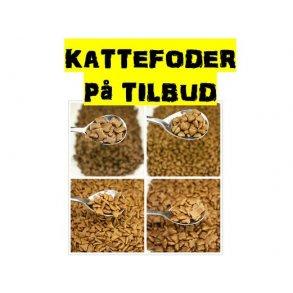 Tilbud på kattefoder