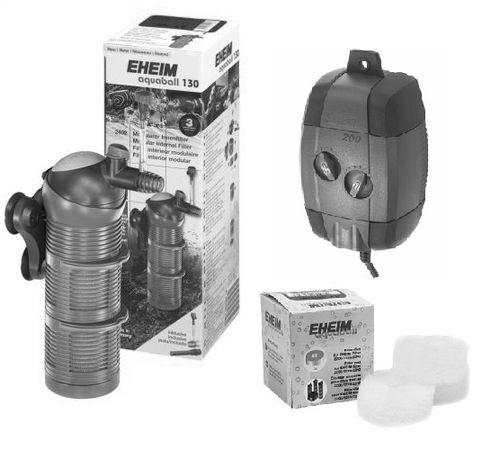 Pumper, filtre og reservedele