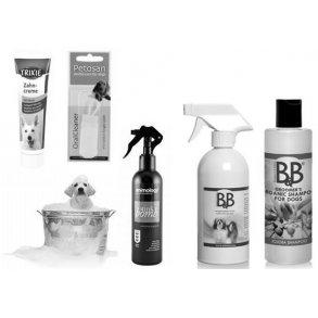 Shampoo og plejemidler