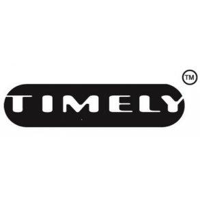 Timely design læder