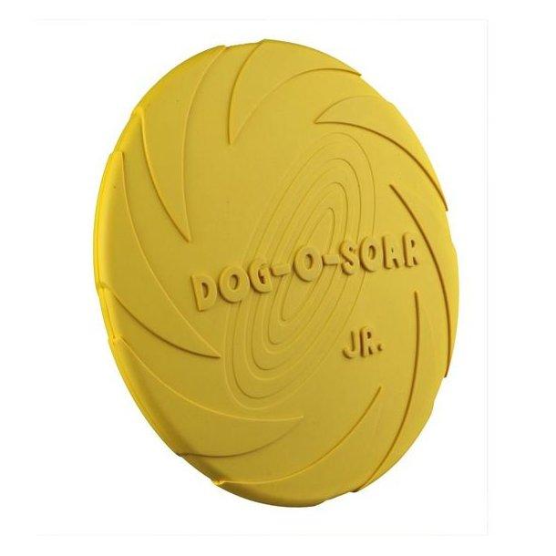 Frisbee naturgummi ø18cm
