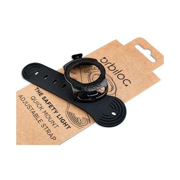Orbiloc quick mount adjustable strap