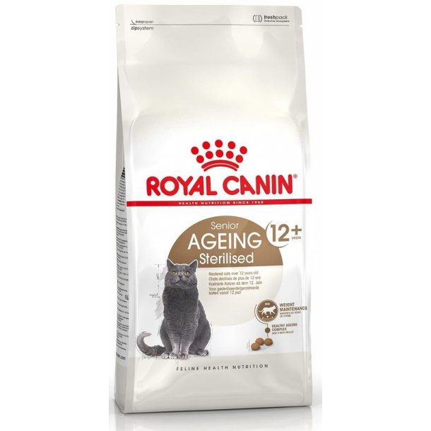 Royal Canin Senior Ageing sterilised +12 4kg