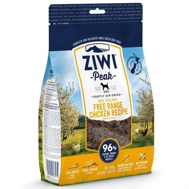ZiwiPeak Dog air-dried chicken